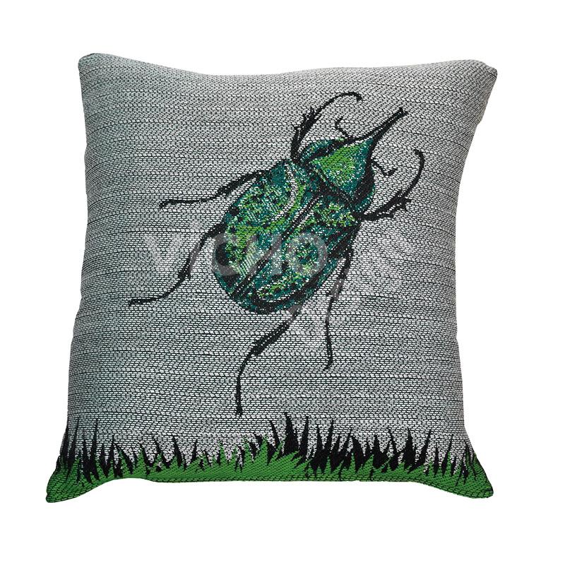 Cojín Escarabajo