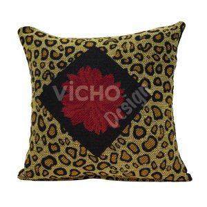Cojín Leopardo